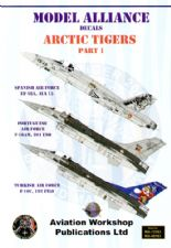 Model Alliance Arctic Tigers Pt1  1/48th